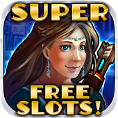 Slots: Super Free Slot Games Casino Slot Machines icon