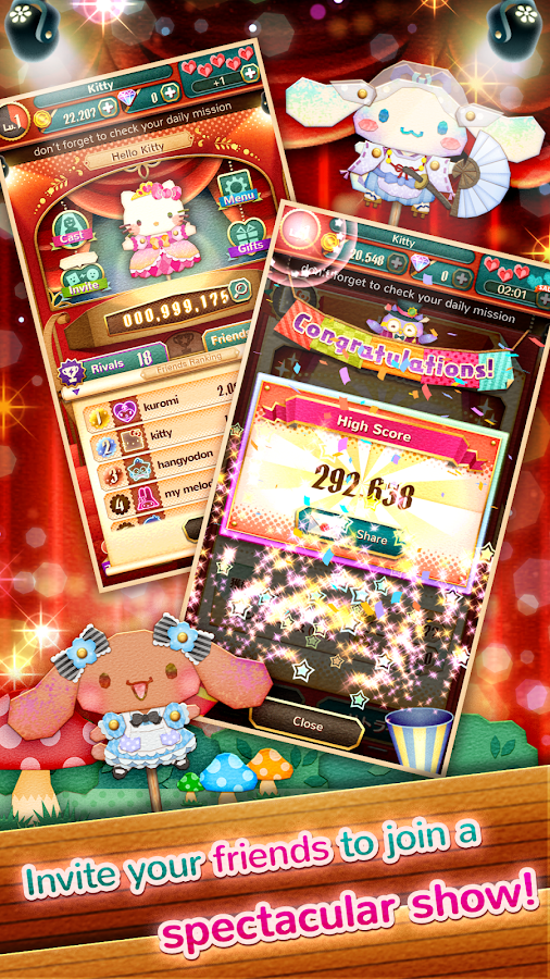 Hello Kitty : Fantasy Theater Screenshot 9