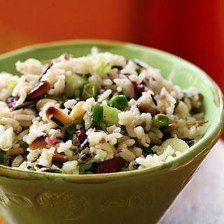 Wild Rice And Pea Salad Recipes
