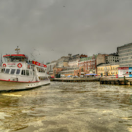 Helsinki by Rakesh Das - City,  Street & Park  Vistas