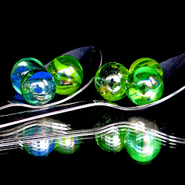 Marbles by Asif Bora - Artistic Objects Glass
