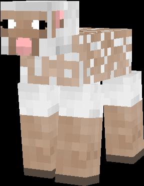 Pink sheep explodingtnt - photo#14
