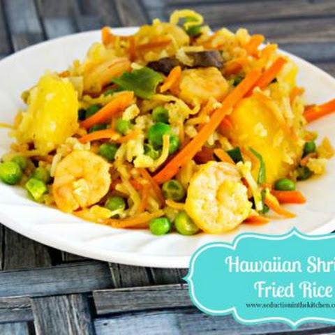 Hawaiian Shrimp Fried Rice
