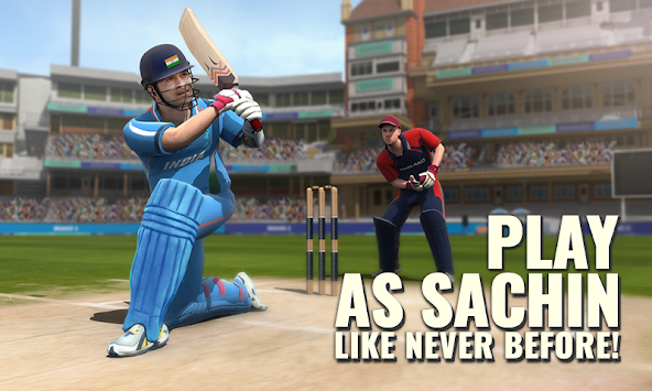 Sachin Saga Cricket Champions APK screenshot thumbnail 3