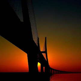 The Bridge by Christian Wilen - Buildings & Architecture Bridges & Suspended Structures ( cirre1 )