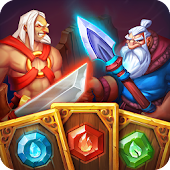 Game Heroes of Battle Cards APK for Kindle
