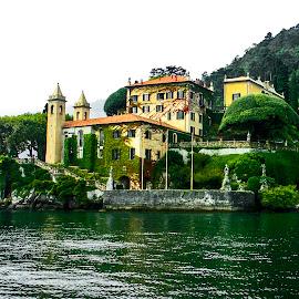 Villa Balbianello by Dee Haun - Buildings & Architecture Homes ( villa, 2005, villa valbianello, buildings, lake como, architecture, homes, italy )