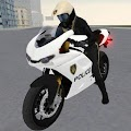 Police Motorbike Simulator 3D APK for Bluestacks