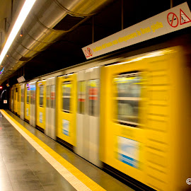 by Luigi Sasso - Transportation Trains