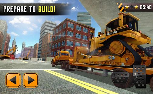 City Builder 16 Bridge Builder APK for Bluestacks