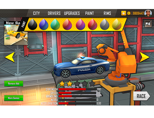 Police Crime City: New York 3D - screenshot