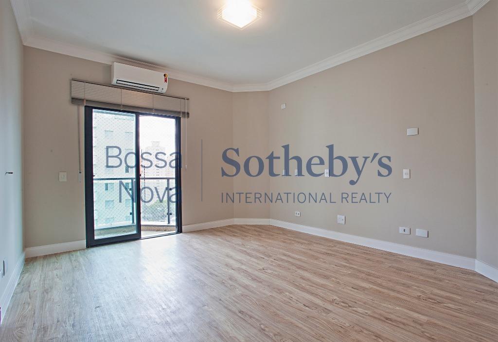Apartamento para locação bem localizado, andar alto com vista agradável