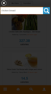 Dietish:Meal Planner & Recipes - screenshot