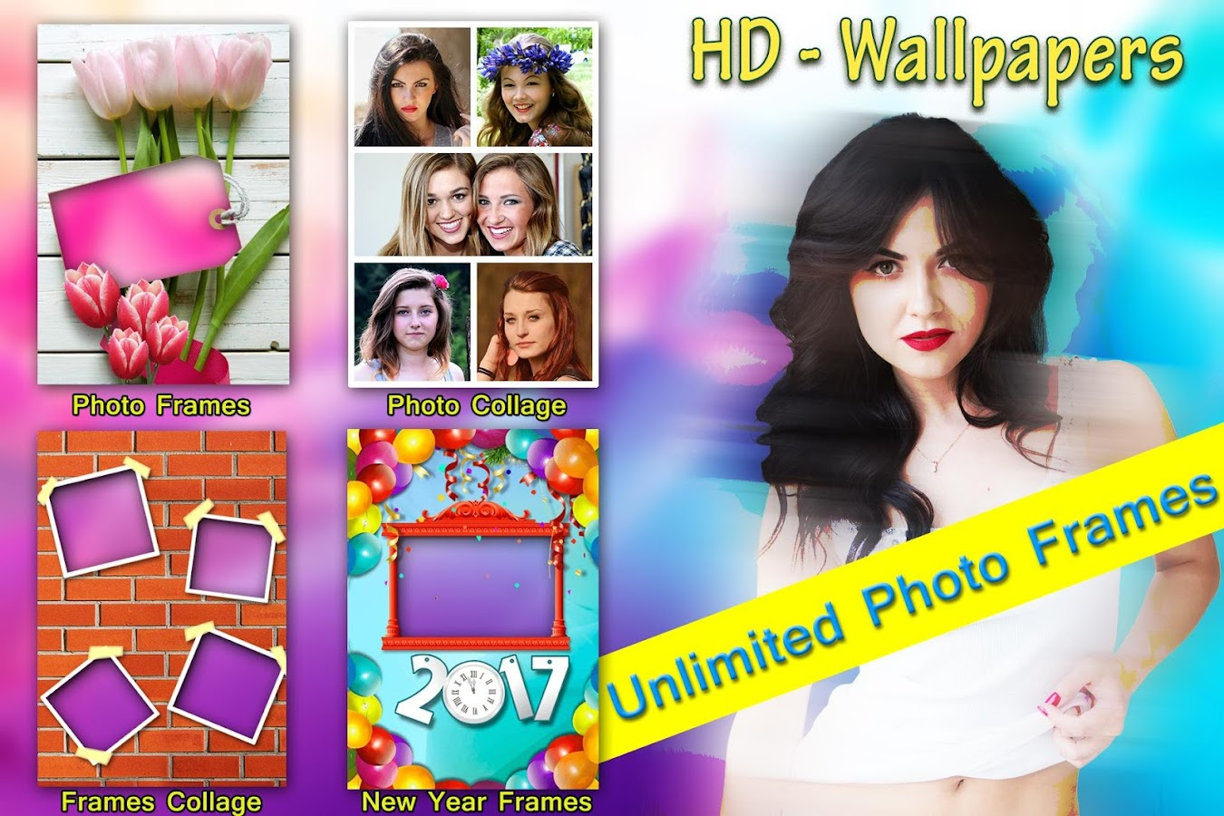 Foto Collage & Rahmen android apps download