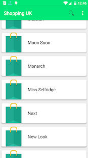 Uk Shopping - screenshot