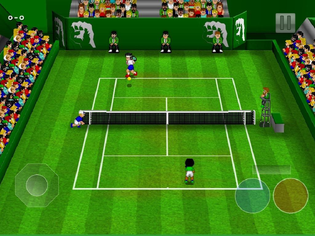 Tennis Champs Returns Screenshot 11