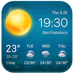 Local Weather Widget&Forecast Icon