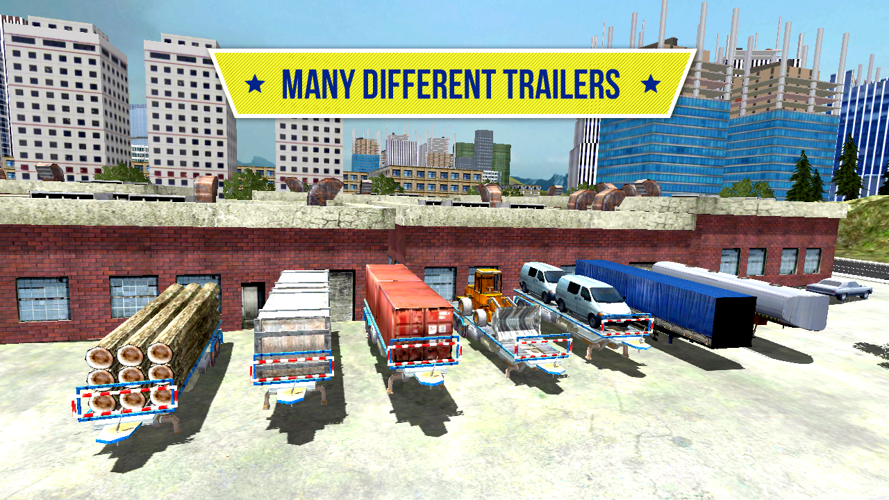 Big Truck Hero - Truck Driver Screenshot 2