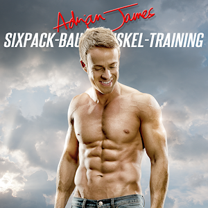 Adrian James Sixpack-Bauchmuskel-Training for Android