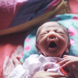 Rahil's Leisure  by Shadat Hossain - Babies & Children Babies ( nephew, infant, candid, toddler, newborn )