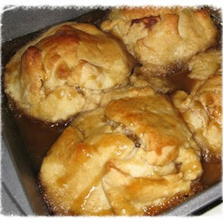 Easy Apple Dumplings With Biscuits Recipes