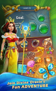 Lost Jewels - Match 3 Puzzle APK screenshot thumbnail 8