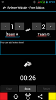 Screenshot of Referee Whistle - Free Edition