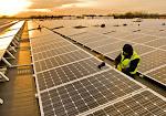 Solar Power plant in Delhi