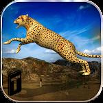 Angry Cheetah Simulator 3D Icon