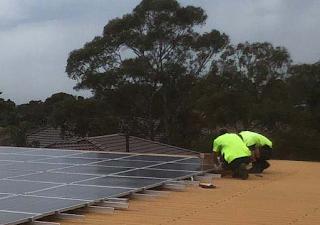 solar panels broadford