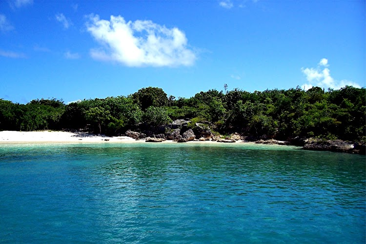 Green Island Beach, Antigua Most Beautiful Beaches Around The World