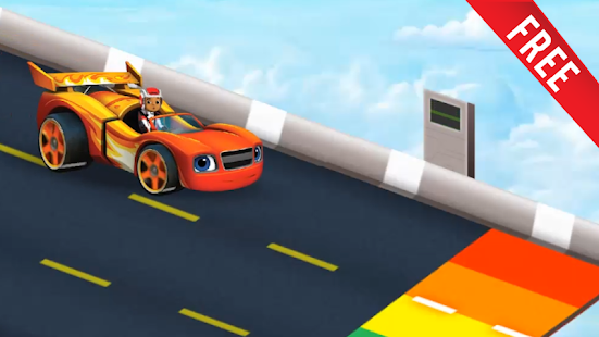 Blaze Race The Skytrack Free