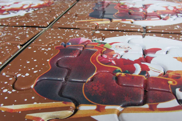 Chocolate Jigsaw