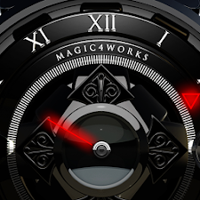 Watch Face Black Dragon M4W