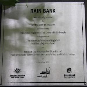 Brisbane Rain Bank