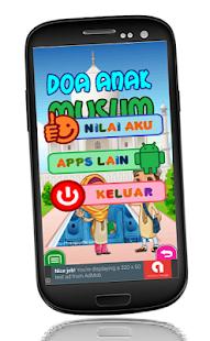 Doa Anak Muslim- screenshot thumbnail