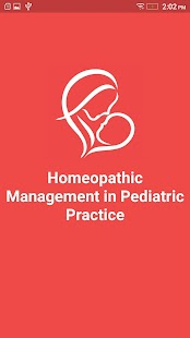 Pediatrics Practice-Homeopathy screenshot for Android