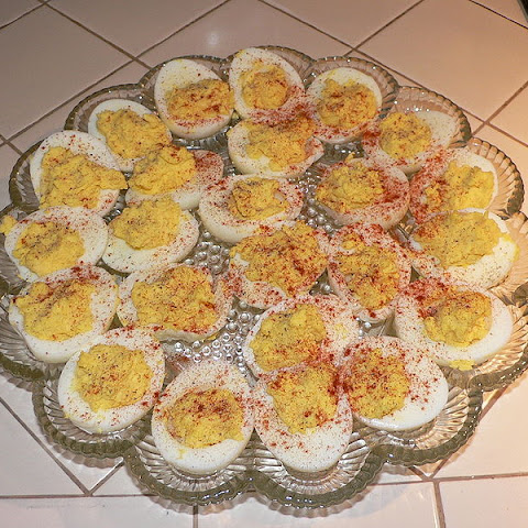 It's National Deviled Egg Day!