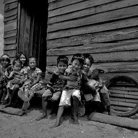 by Yulian Amin - Babies & Children Children Candids
