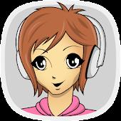 Anime Music Radio Online APK for Bluestacks