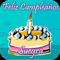 App Feliz Cumpleaños Suegra APK for Kindle