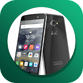 App Theme for Alcatel idol 5 Icon pack apk for kindle fire