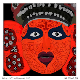 kerala by Nameer Tharammal - Drawing All Drawing ( godsowncountry, kerala, india, beauty )