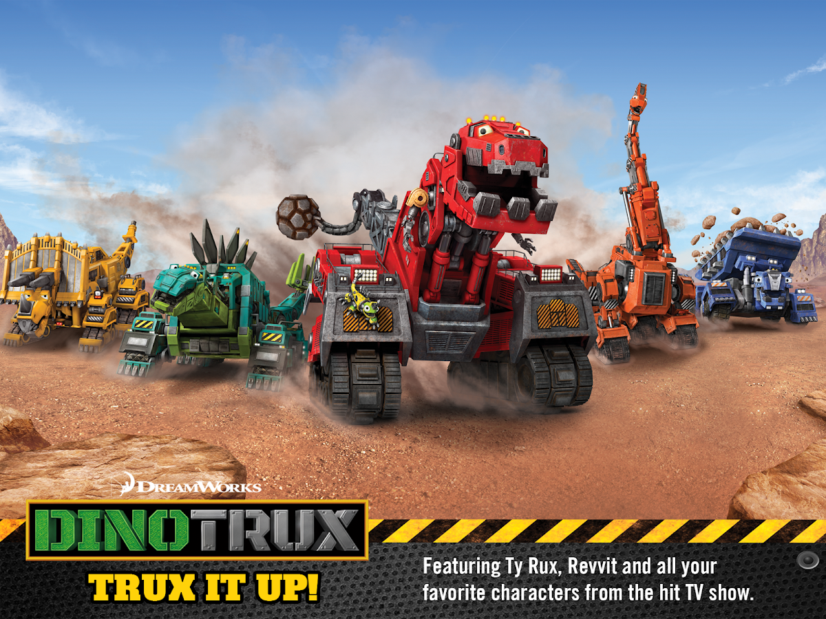 DINOTRUX Screenshot 5