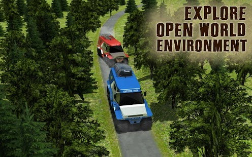 Game 8 Wheeler Russian Truck 3D Sim: Offroad Jeep Rally APK for Kindle