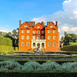 The Red House by Alexandre Rios - Buildings & Architecture Homes ( england, europe, london, places, house, palace, garden, construction, photography )