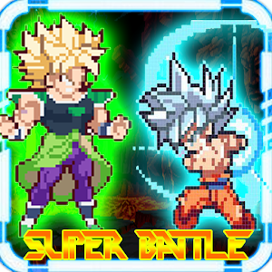 DB Saiyan Fighter Super Battle For PC