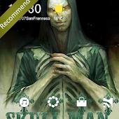 App God and ghost skeleton theme APK for Windows Phone