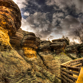 by Teresa Hoyt - Landscapes Caves & Formations