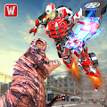 Free Superhero Robot vs Dino: Incredible Monster Battle APK for Windows 8